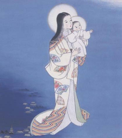 Madonna of the Moon