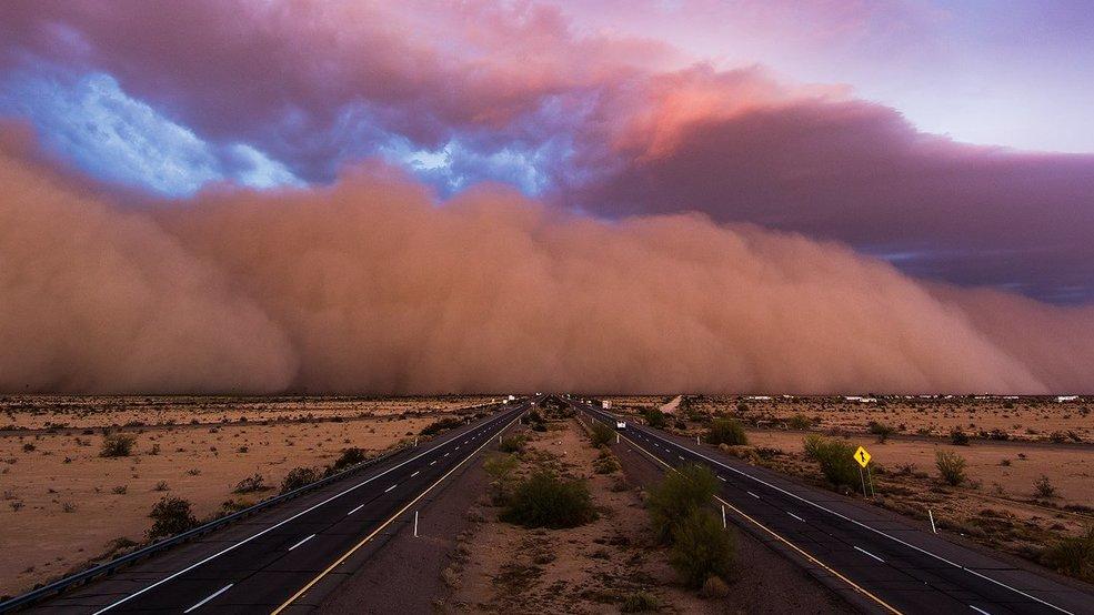 Massive Haboob hits Arizona