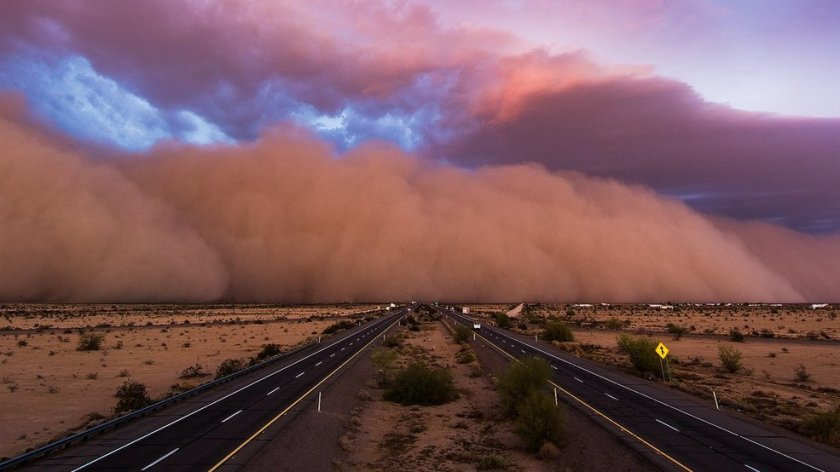Massive Haboob hits Arizona