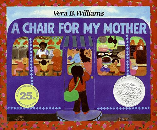 cover for A Chair For My Mother by Vera B. Williams