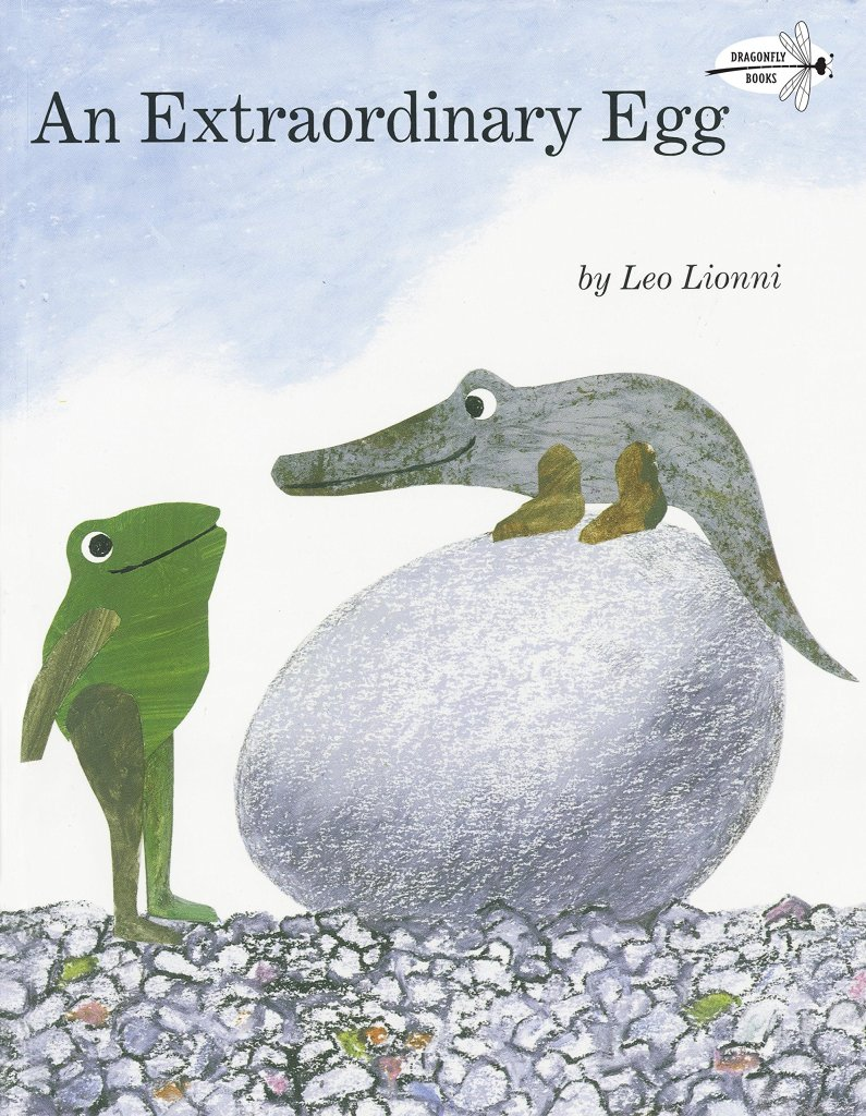 The Extraordinary Egg by Leo Lionni