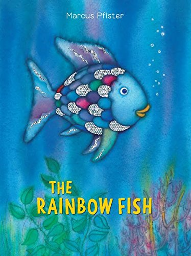 cover art of Rainbow Fish by Marcus Pfister